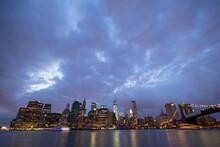 Scenic View Of New York City S...