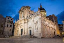 Exterior View Of Dubrovnik Cat...
