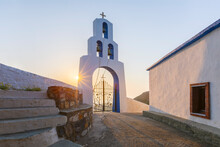 Morning At Panagia Church On F...