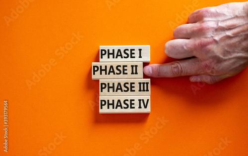 Obraz na płótnie Time to phase 2