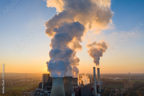 Foto Brown Coal Power Station