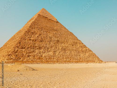 Canvastavla pyramids of giza