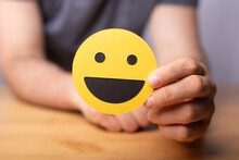 Expression Emotion Smiley In Y...