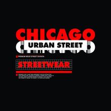 Chicago Urban Street Simple Vi...