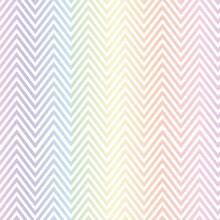Gradient Pattern Zigzag. Abstr...