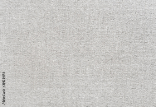 Obraz Linen canvas background textile texture - fototapety do salonu