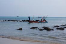 Beachside Boats For Fishermen ...