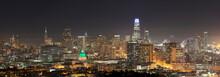 Night Urban Skyline Of San Fra...