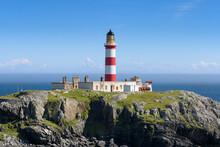 UK, Scotland, Eilean Glas Ligh...