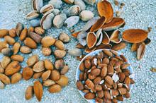 Peeled And Whole Almonds