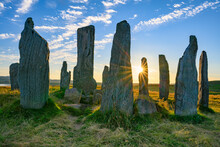 UK, Scotland, Callanish, Calla...