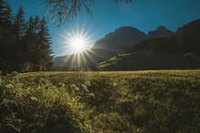 Italy, South Tyrol, Corvara, S...