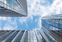 Tall Modern Office Skyscrapers...