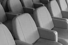 Diagonal Row Of Seats