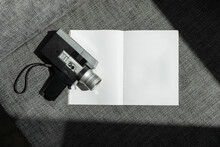 Analogue Super 8 Film Camera A...