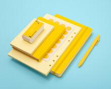 Yellow Stationary