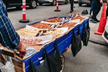 Turkish Street Food.