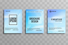 Abstract Buisness Brochure Tem...