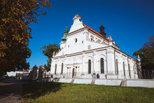 Church In Zamosc