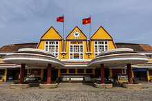The Historic Train Station Of ...