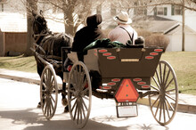 Berne And The Surrounding Area Have Become Known For Their Large Amish Population