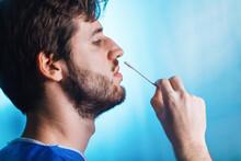 Autotampone Per Test Autonomo Da Covid Coronavirus
