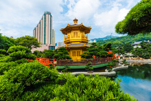 Golden Pavilion Perfection In ...
