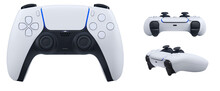 Unbranded Gaming Controller Pack - Isolated