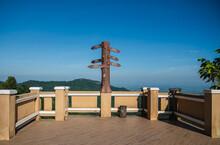 Viewpoint At Km.12 At Doi Tung...