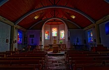 Eglise Saint-Éloi, Roscanvel,...