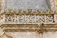 Josselin, France. Decorative S...