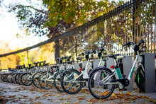 Electric Bicycle Anchorage Are...