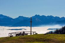 Ofterschwanger Horn - Allgäu - Gipfel - Alpen