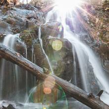Sun Kissed Waterfall