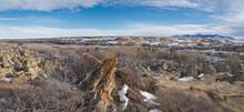 Winter On The Milk River Valle...