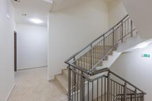 Modern Stair Case Between Floo...