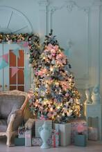 Beautiful Christmas Tree With ...