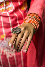 Indian Traditional Bangles And...