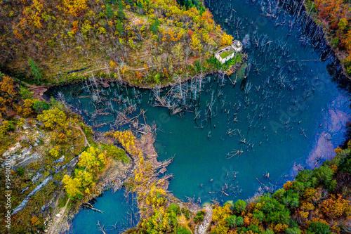 Foto Lago di Poggio Baldi