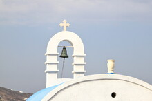 Mykonos Bell Tower.  A View Of...