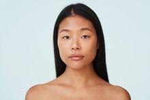 Natural Skincare Beauty Portrait