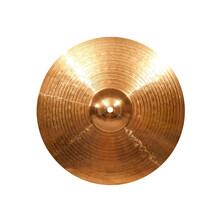 Hi Hat Cymbal Isolated On White Background