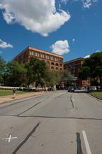 Street In Dallas, United States Of America