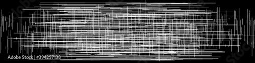 Photo Irregular, random lines harsh texture