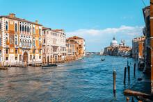 Italy, Venice. Old Italian Arc...