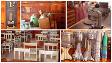 Collage Of Vintage Items From ...