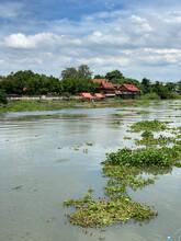 River View In Ayutthaya Thailand