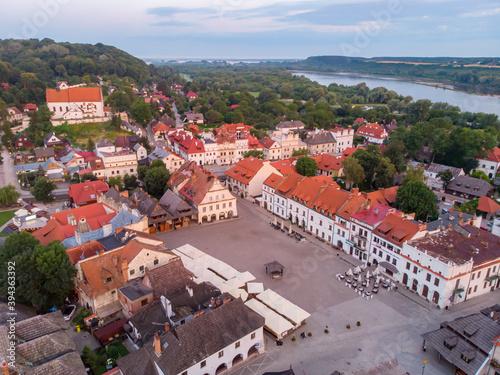 Fototapeta Kazimierz Dolny old town obraz
