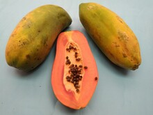 Ripe Papaya For Our Family's Health, On November 18, 2020 In Jakarta, Indonesia
