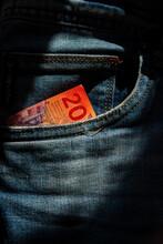 Twenty Swiss Francs Paper Note...